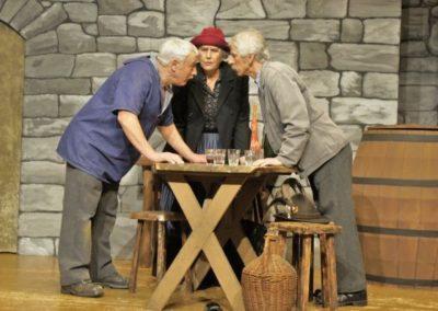 Joggi, Eiermarey und Güggelipeter
